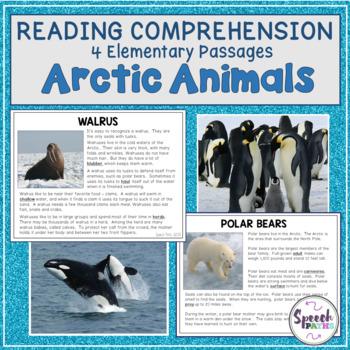 Reading Comprehension: Arctic Animals