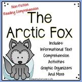 Reading Comprehension The Arctic Fox