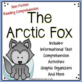 The Arctic Fox - Reading Comprehension