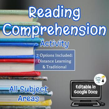 Reading Comprehension - Article Summary