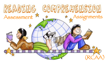 Reading Comprehension Assessment Assignments
