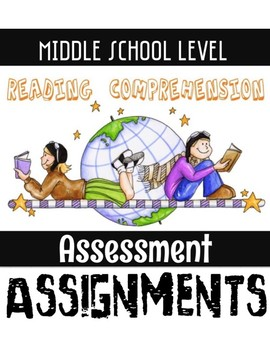 Reading Comprehension Assessment Assignmnets