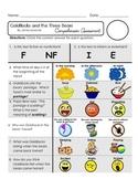 Reading Comprehension Quiz [High Level Questions] GOLDILOC