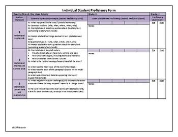 Reading Comprehension Assessment: Grade 2