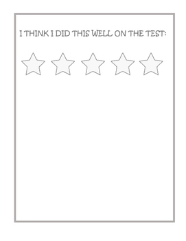 Reading Comprehension Assessment [High Level Questions] THREE CHEERS FOR TACKY