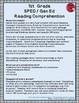 Reading Comprehension Assessments (1st) Version 1