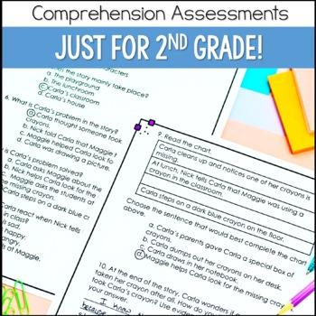 2nd grade reading test pdf