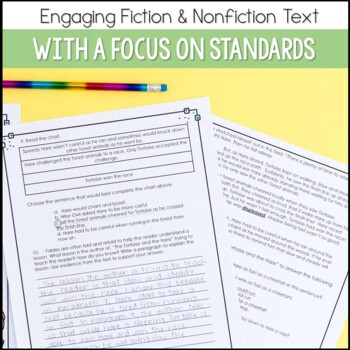 3rd Grade Reading Tests | 3rd Grade Reading Comprehension Assessments