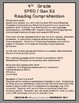Reading Comprehension Assessments (4th) Version 1