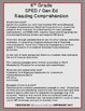 Reading Comprehension Assessments (6th) Version 1