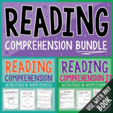 Reading Comprehension BUNDLE!