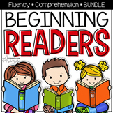 Reading Comprehension Passages & Activities Beginning Read