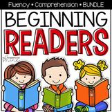 Reading Comprehension Passages ~ Beginning Readers BUNDLE