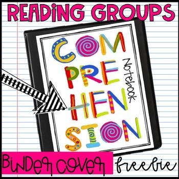 Reading Comprehension Binder cover