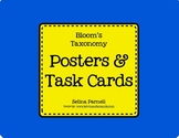 Reading Comprehension: Bloom's Taxonomy Posters and Task Cards