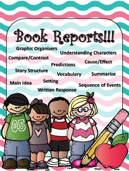 Reading Comprehension Book Report