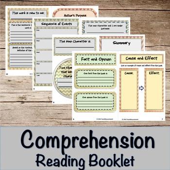 Reading Comprehension Booklet
