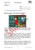 Reading Comprehension Book - Levels 1-12 - FREE SAMPLE ( FREEBIE )