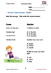 Reading Comprehension Book - Levels 1-12 - Full Book