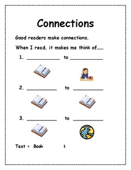 Reading Comprehension Booklet for Second and Third Grade