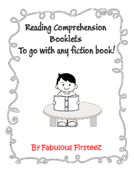 Reading Comprehension Booklets