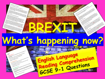 Reading Comprehension: Brexit