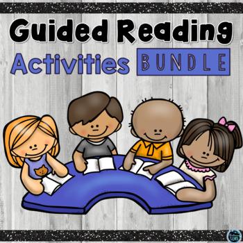 Reading Comprehension {Bundle}