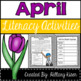 Reading Comprehension Bundle (April)