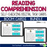 Reading Comprehension (Bundle) - Digital   Boom Cards   Di