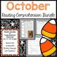 Reading Comprehension Bundle (October)