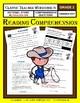 Reading Comprehension Bundle - Set 1 - 2nd Grade (Grade 2)