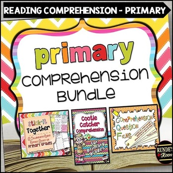 Reading Comprehension Bundle for Primary Grades