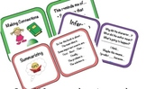 Reading Comprehension Cards (10 cards)