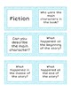 Reading Comprehension Cards - Fiction