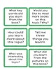 Reading Comprehension Cards Non-fiction