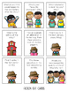 Reading Comprehension Cards for Fiction & Non-fiction Texts