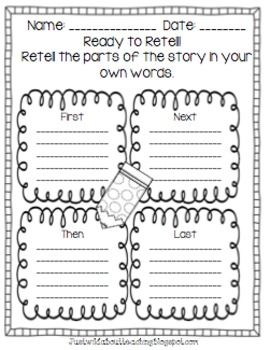 Reading Comprehension Center Survival Kit