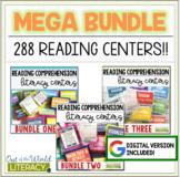 Reading Comprehension Centers MEGA GROWING Bundle