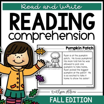 Reading Comprehension Check - Fall Passages