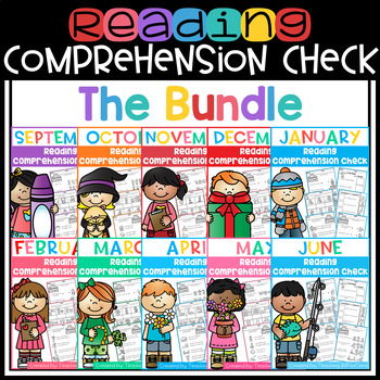 Reading Comprehension Check (Growing Bundle)