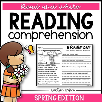 Reading Comprehension Check - Spring Passages