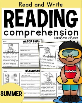 comprehension check Comprehension is the understanding and interpretation of what is read to be able to accurately understand written material, children need to be able to (1) decode what they read (2) make connections between what they read and what they already know and (3) think deeply about what they have read.