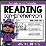 Reading Comprehension Check - Winter Passages