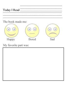 Reading Comprehension Check for Kindergarten