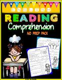 Reading Comprehension Checks – Passages