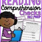 Reading Comprehension Checks for May (NO PREP)