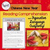 Chinese New Year 2018: Reading Comprehension