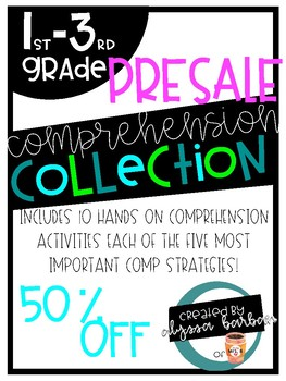 Reading Comprehension Collection PRESALE - 50% OFF