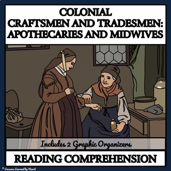 Colonial Apothecaries and Midwives - Reading Comprehension