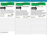 Reading Comprehension Common Core Christmas/Holiday Christmas in Camelot